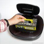 Schmutzfach Hombot LG VR6270LVMB