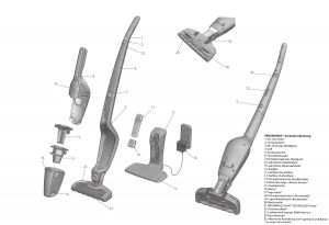 aeg ergorapido ag 3013 akku und roboter staubsauger. Black Bedroom Furniture Sets. Home Design Ideas