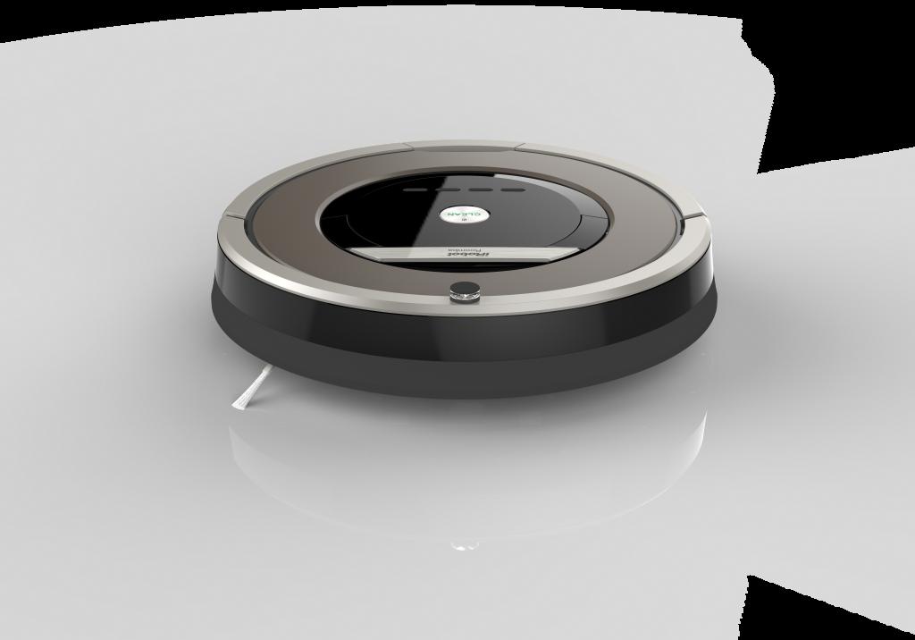 iRobot Roomba 870 - Akku- und Roboter-Staubsauger