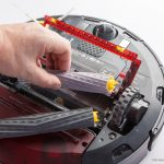 iRobot Roomba 880 Gummi-Extratoren