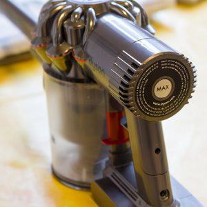 Dyson Digital Slim DC62 Max-Schalter