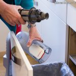 Bosch Zoo'o ProAnimal Schmutzbehälter leeren