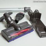 Lieferumfang Akku-Staubsauger Dyson V6