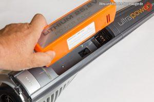 Wechselakku AEG UltraPower 5022