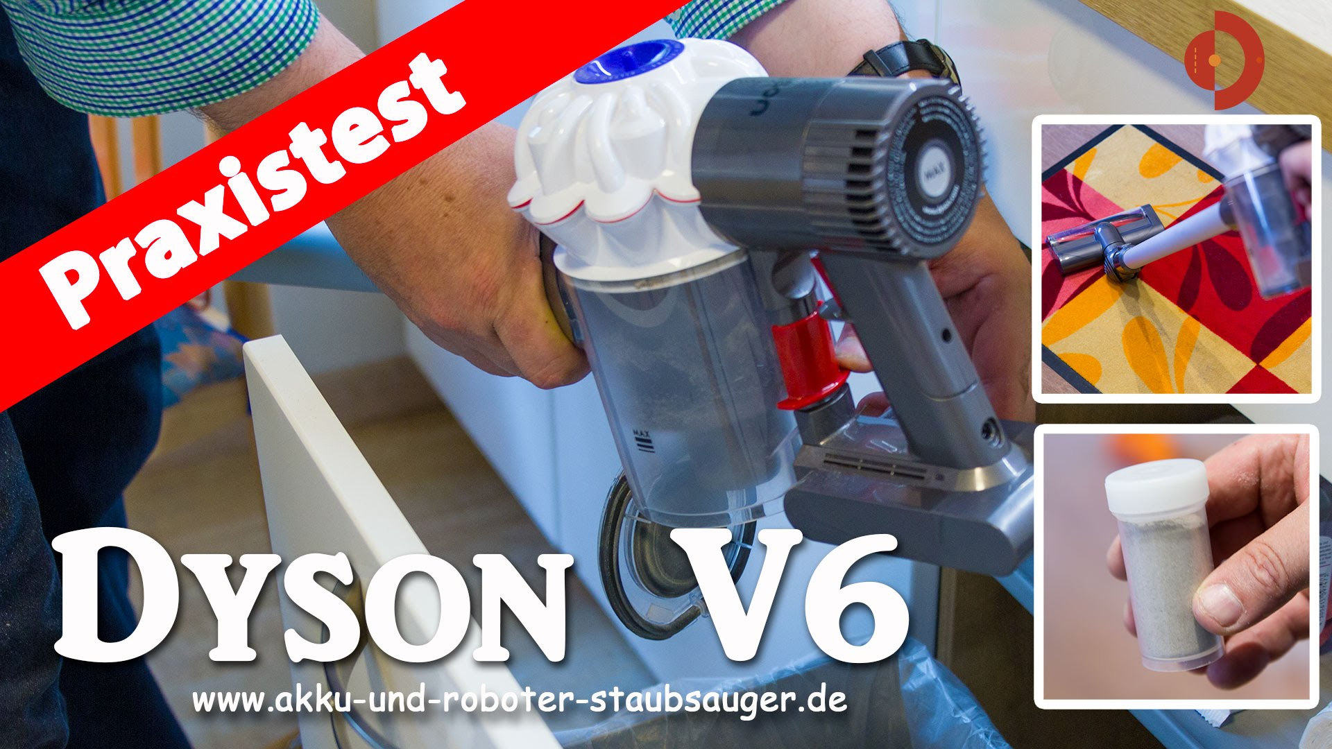 dyson v6 der neue akku staubsauger im test. Black Bedroom Furniture Sets. Home Design Ideas