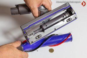 Dyson V6 Total Clean Elektrobürste mit Direktantrieb