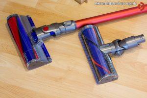Dyson V6 Total Clean Elektrobürsten