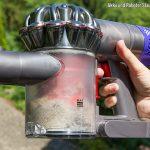 Dyson V6 Total Clean Schmutzbehälter