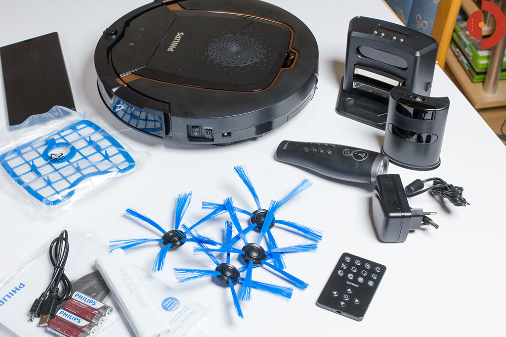 Zubehör Philips FC8820/01 SmartPro Active