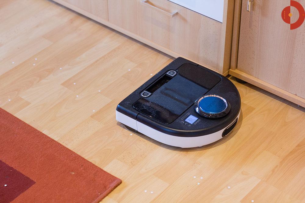 roboterstaubsauger neato botvac d85 im test. Black Bedroom Furniture Sets. Home Design Ideas