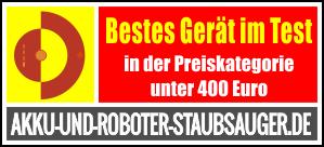 Beste-Gerät-Staubsauger-unter-400-Euro-in-Test
