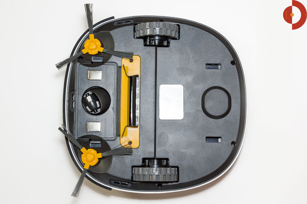 Test-Ecovacs-Deebot-D45-von-unten