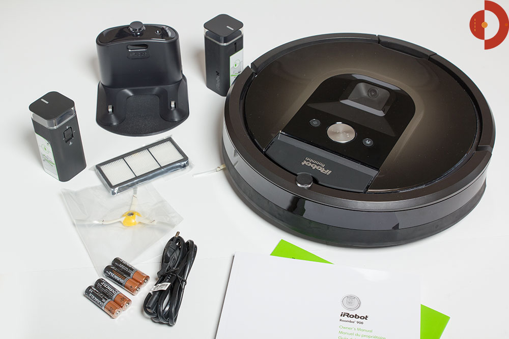 irobot roomba 980 900er serie test lieferumfang2 akku. Black Bedroom Furniture Sets. Home Design Ideas