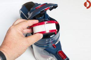 test-severin-hv7158-hepa-filter