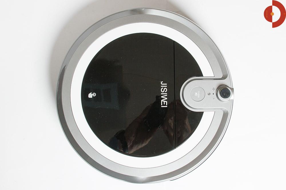 test-jisiwei-i3-roboter-draufsicht