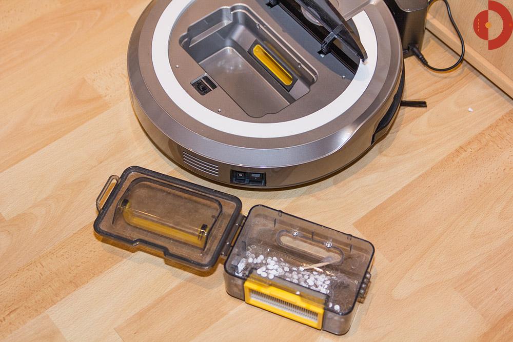 test-jisiwei-i3-roboter-erste-saugtest