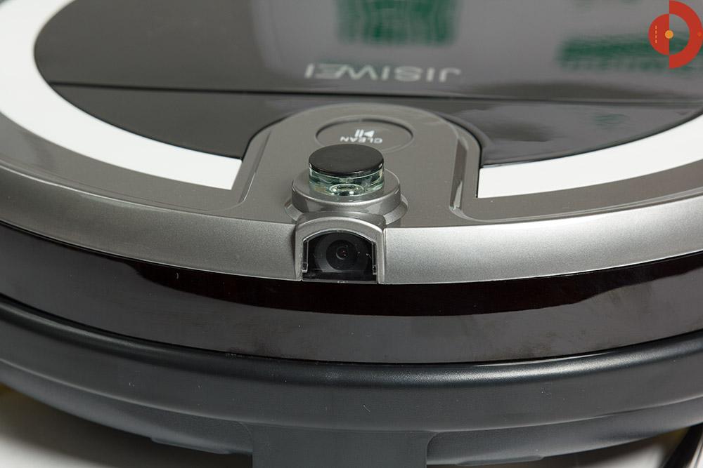test-jisiwei-i3-roboter-kamera
