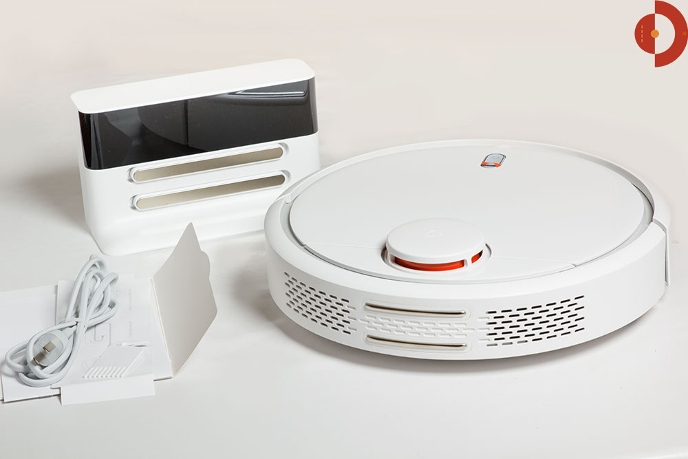 xiaomi mi robot vacuum im test akku und roboter. Black Bedroom Furniture Sets. Home Design Ideas