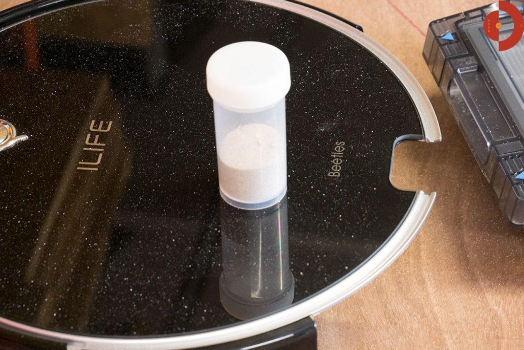 ilife-a6-test-schmutzmatte-testergebnis