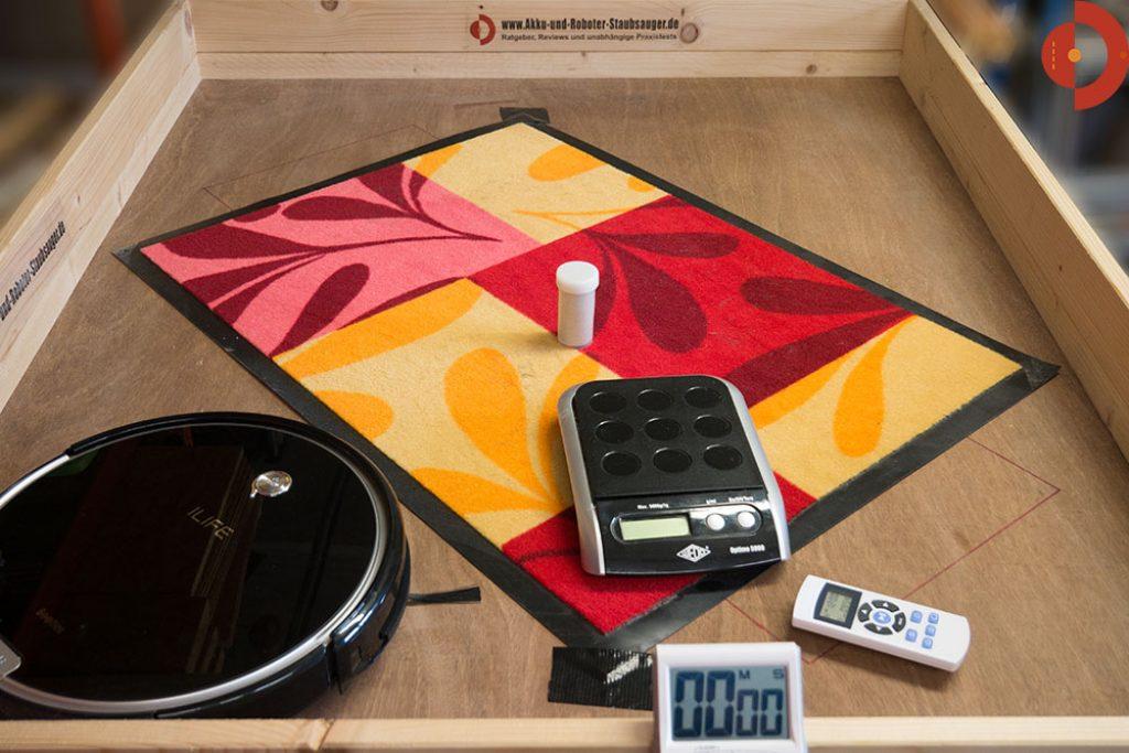 ilife a6 saugroboter im test akku und roboter staubsauger. Black Bedroom Furniture Sets. Home Design Ideas