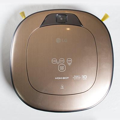 LG Hom-Bot VRD 830