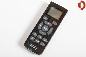 eufy-RoboVac-11-Test-Fernbedienung
