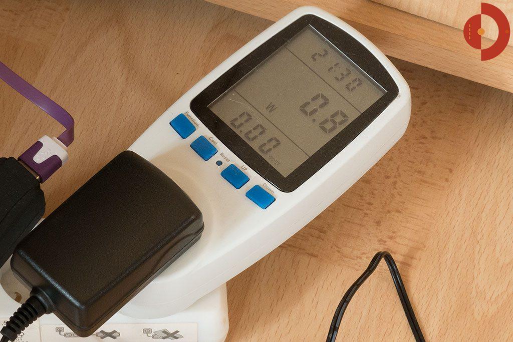 eufy-RoboVac-11-Test-Standby-Stromverbrauch