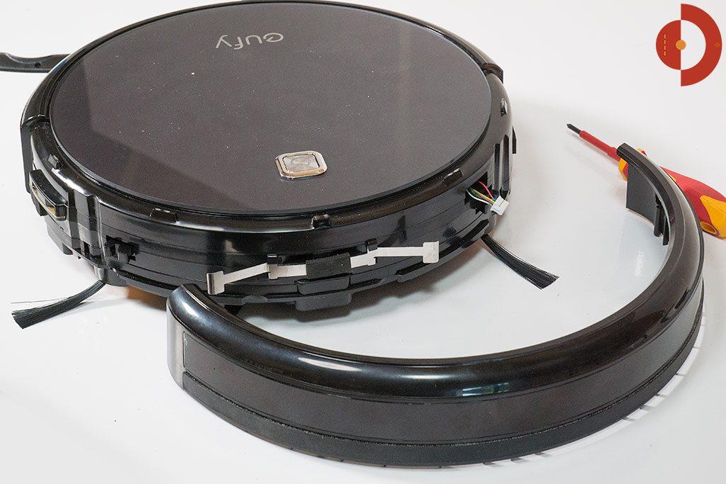 eufy-RoboVac-11-Testflaeche-Eingeklemmter-Schalter2