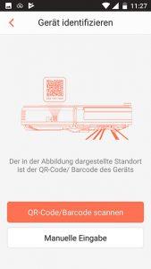 App-Haier-XShuai-HXS-C3-Test-QR-Code-scannen-6