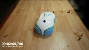 Moneual-Everybot--RS500-Fleckentest-nach-2-minuten