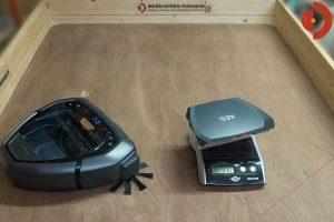 AEG-RX9-Saugroboter-Test-Ergebnis-Randtest