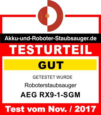Bewertung-AEG RX9-1-SGM-nov-2017