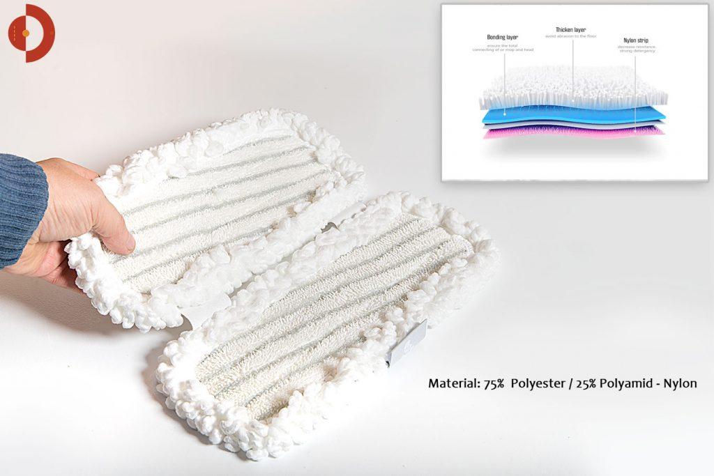 xiaomi-mop-d260-wischtuecher-material