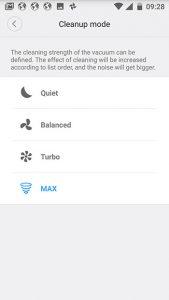 Screenshot-Xiaomi-Roborock-Saugstufe