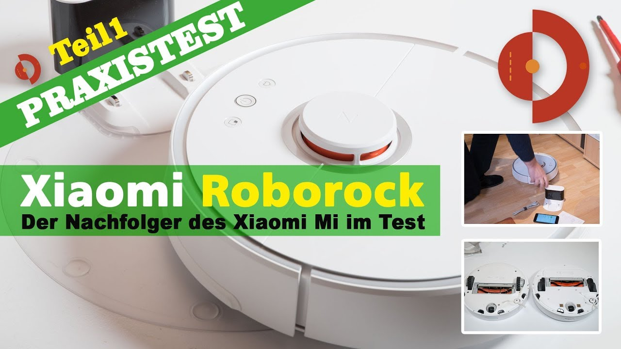 Heimwerker Praxis Test Laser Entfernungsmesser : Xiaomi roborock test der nachfolger des mi roboters