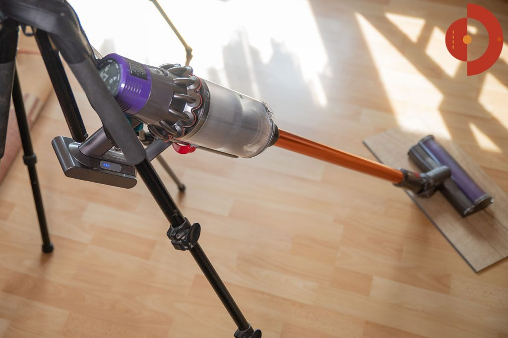Dyson-Cyclone-V10-Absolute-Test-Laufzeit