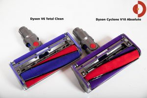 Dyson-Cyclone-V10-Absolute-Test-Softwalze-Vergleich