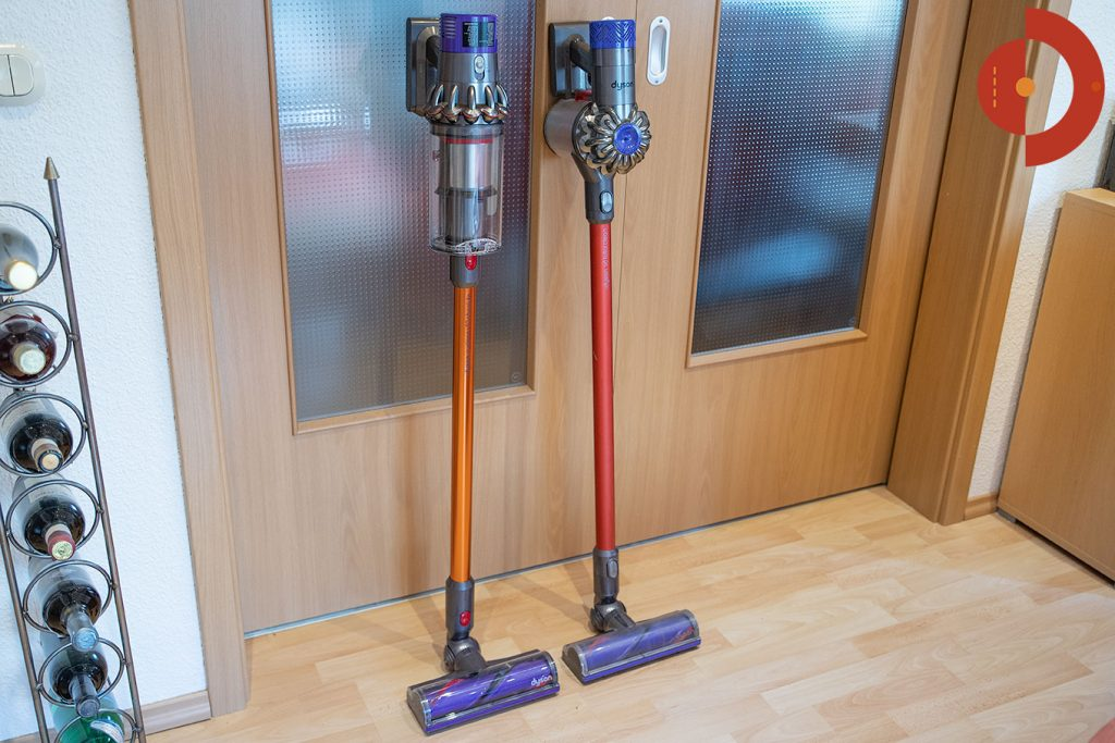 dyson cyclone v10 absolute im test. Black Bedroom Furniture Sets. Home Design Ideas