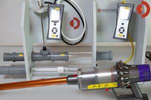 Dyson-V10-Saugleistung-Messungen-Druck-Pascal-und-Stroemung