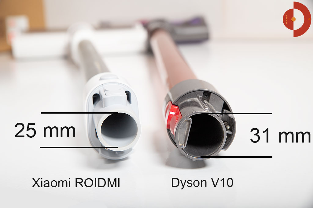 xiaomi roidmi xcq01rm dyson vergleich 3 akku und. Black Bedroom Furniture Sets. Home Design Ideas