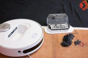 360-S6-Robot-Vacuum-Cleaner-Test-Katzenhaare-Saugstaerke2