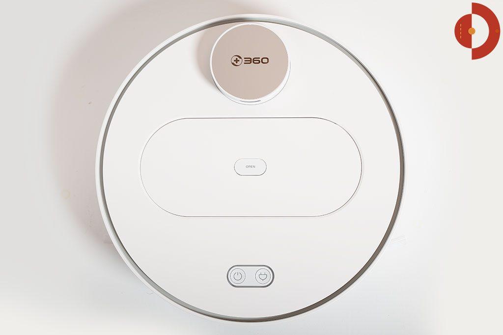 360-S6-Robot-Vacuum-Cleaner-Test-Saugroboter-Oben