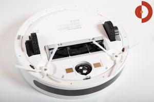 360-S6-Robot-Vacuum-Cleaner-Test-Saugroboter-Unten-Schraeg
