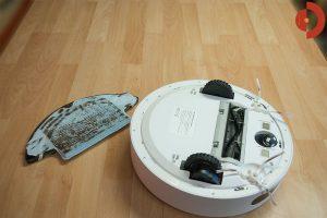 360-S6-Robot-Vacuum-Cleaner-Test-Wischtest-Laminat3