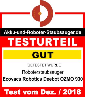 Bewertung-Deebot-Ozmo-930-Test-Dez-2018
