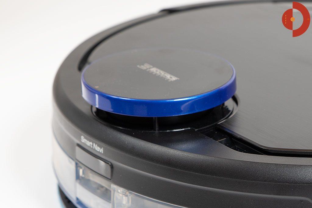 Deebot-OZMO-930-Laser-Sensoren