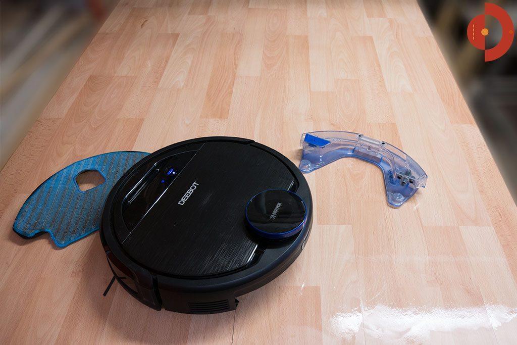 Ecovacs-Robotics-Deebot-OZMO-930-Test-Wischtest3