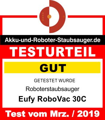 Bewertung-Eufy-RoboVac-30C-mzt-2019