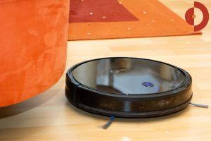 Eufy-RoboVac-30c-Test-Wohnraum-Saugtest