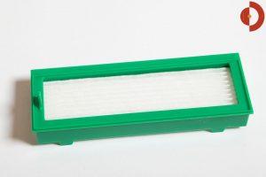 4 Seitenbürsten und 3 Filter passend für Saugroboter Vorwerk VR 200 und VR 300